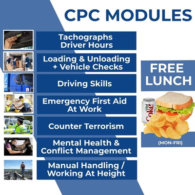 Driver CPC Periodic Training - Training Industry Events By